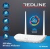 RL-WR3200 REDLINE RL-WR3200 Kablosuz-N WPS + WISP+WDS 300 Mbps Repeater+Access Point+Bridge Kablosuz Router