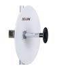 DL-ANT-5527N DELTALINK ANT-5527N - DUAL POLARITY PARABOLIC DISH - 4.8-6.1 GHZ -27 dBi