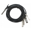 WN-QSFP-DAC-40G Extralink , QSFP+, 40 Gbit, 4 xSFP+ 10Gbit 3Metre ( Direct Attach Cable )