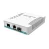 CRS106-1C-5S Cloud Router Switch CRS106-1C-5S Layer3, 5x SFP , 1 Port SFP /Gigabit Combo,L5
