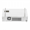 CRS109-8G-1S-2HnD-IN Cloud Router Switch 109-8G-1S-2HnD-IN Layer 3 ,8xGbit Lan, 1 SFP, 2.4 Ghz Wifi ,LCD,L5