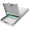 RB960PGS-PB Mikrotik RB960PGS HEX POE POWERBOX PRO OUTDOOR ,5 PORT 10/100/1000 Switch and Router POE SFP, L4