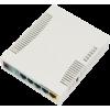 RB951Ui-2HnD Mikrotik RB951Ui-2HnD, 5xLAN, L4 , 2.4 Ghz Ap / Router / Firewall / Hotspot
