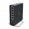 RB952Ui-5ac2nD-TC Mikrotik RB952Ui-5ac2nD-TC HAP AC Lite TOWER CASE, 5xLAN, L4 , 2.4+5 Ghz Ap / Router / Firewall / Hotspot