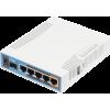 RB962UiGS-5HacT2HnT Mikrotik RB962UiGS-5HacT2HnT HAP AC, 5xLAN, 2.4+5 Ghz 3x3 Mimo ,Ap / Router / Firewall / Hotspot