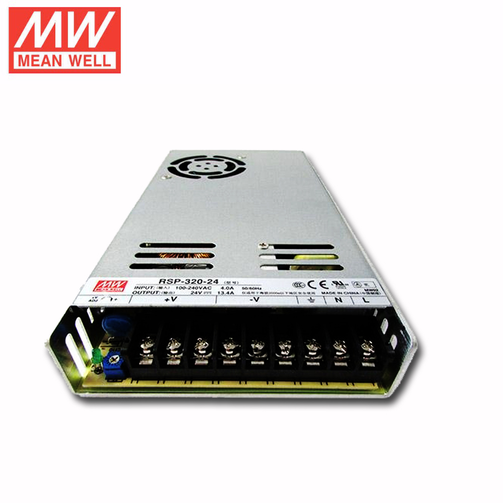 MW-RSP-320-24 MEANWELL RSP-320-24 MW 320W TEK ÇIK.(24V-13A)