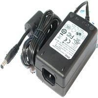 24HPOW Mikrotik 24HPOW Yüksek Çıkış Güçlü 24V 1600mA DC Adaptör