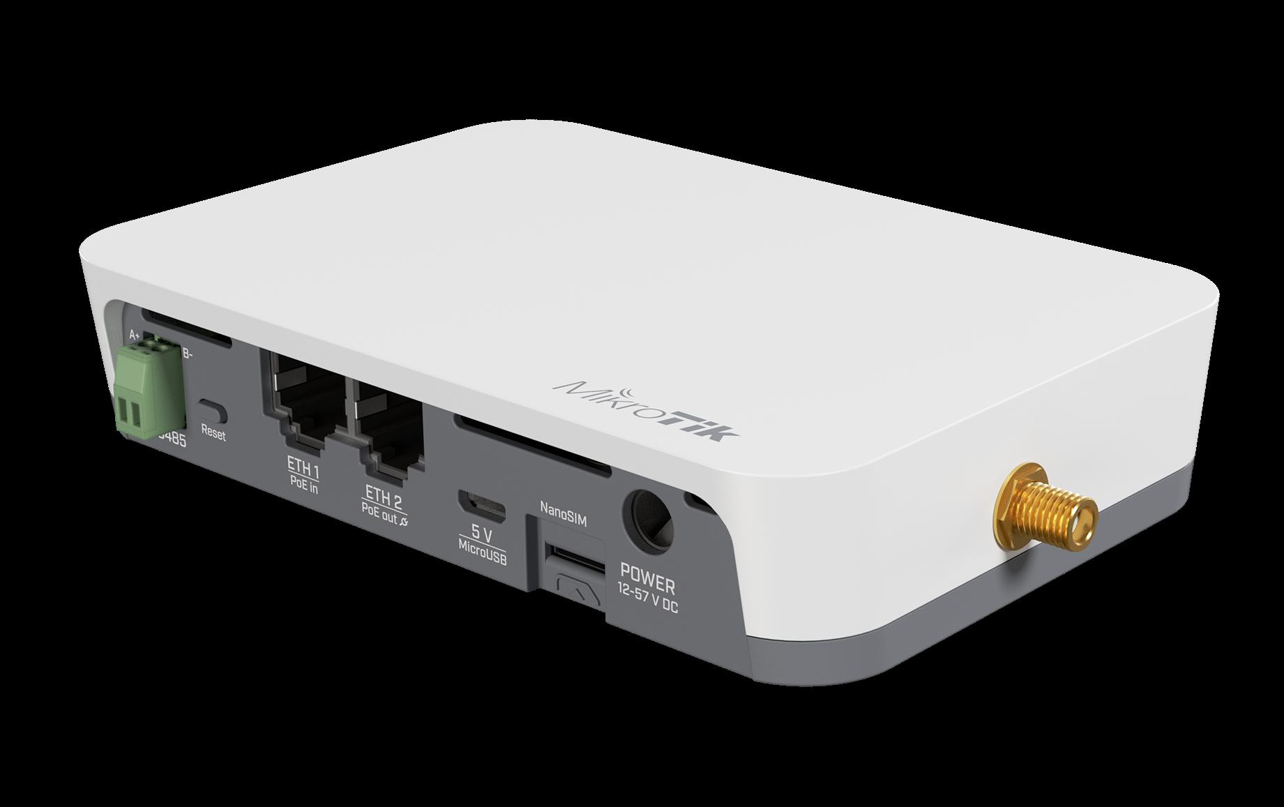 RB924i-2nD-BT5-BG77-R11e-LR9 Mikrotik IoT Knot Bluetooth Lora 9 Wifi