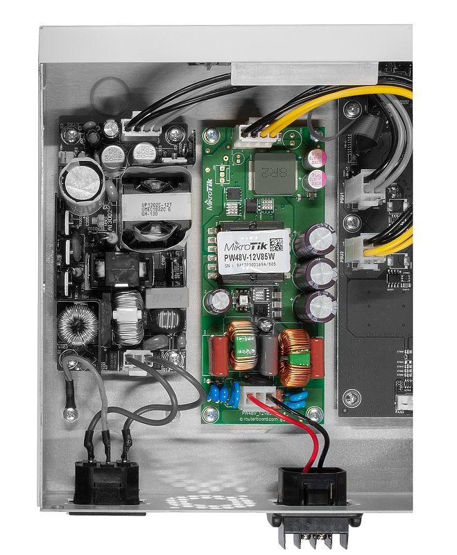 PW48V-12V85W Mikrotik PW48V-12V85W Açık Çerçeve Güç Kaynağı