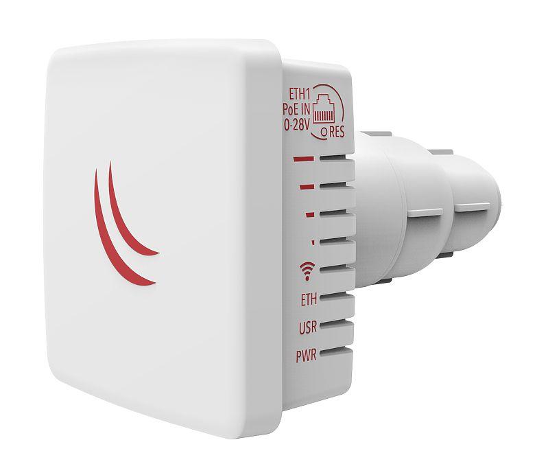 RBLDFG-5acD Mikrotik LDF 5 AC, 5 Ghz 24.5dBi 60 Derece Dish Anten, 2x2 802.11AC Wifi L3