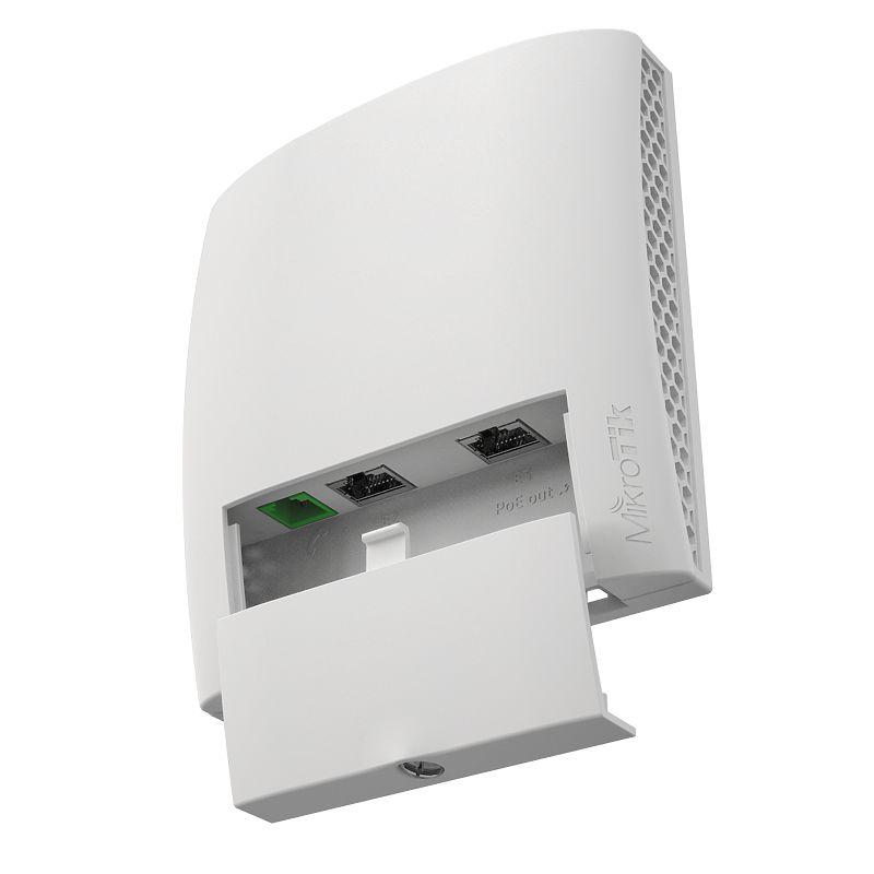 RBwsAP-5Hac2nD Mikrotik wsAP ac lite L4 - 2.4 / 5 Ghz Dualband AC Duvar Tipi Adaptörsüz