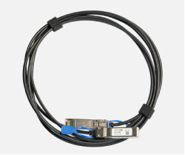 XS-DA0001 Mikrotik - SFP/SFP+/SFP28 direct attach cable, 1m 25G ( Direct Attach Cable )