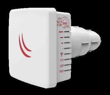RBLDF-5nD Mikrotik LDF 5, 5 Ghz 24.5dBi , 2x2 Mimo 802.11an Wifi L3