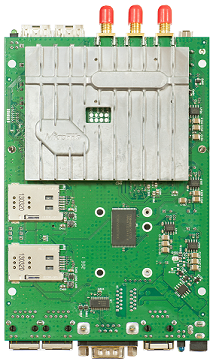 RB953GS-5HnT-RP Mikrotik RB953GS-5HnT-RP, 3x Gigabit Eth, 2xSFP , 5GHz 3x3 MIMO,3xRPSMA L5