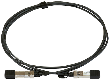 S-DA0001 Mikrotik S+DA0001, SFP+, 10 Gbit, Patch Kablo 1Metre ( Direct Attach Cable )