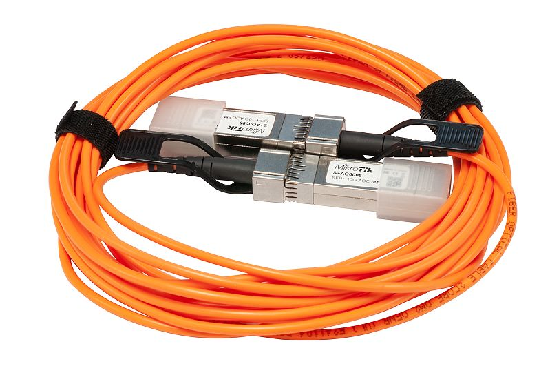 S-AO0005 S-AO0005 SFP+ direct attach Active Optics cable, 5m DAC