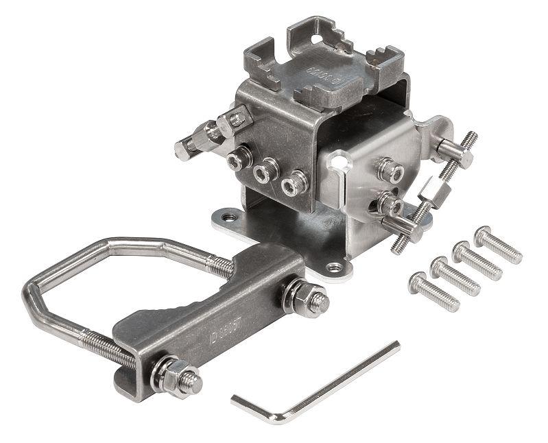 solidMOUNT Mikrotik SolidMOUNT Bağlantı Aparatı - Metal Hassas Montaj Ayarı
