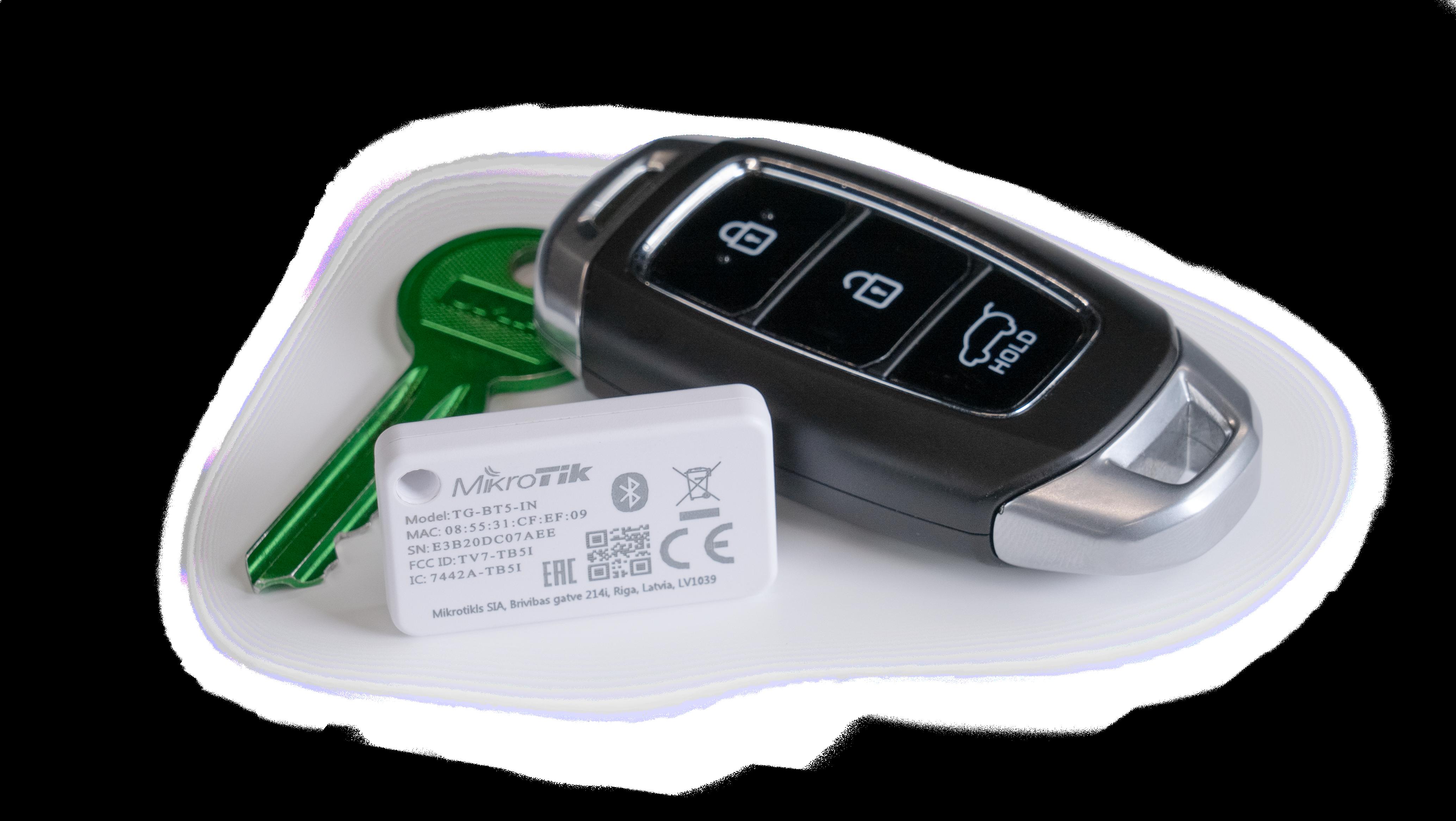 TG-BT5-IN TG-BT5-IN Bluetooth indoor tag / key