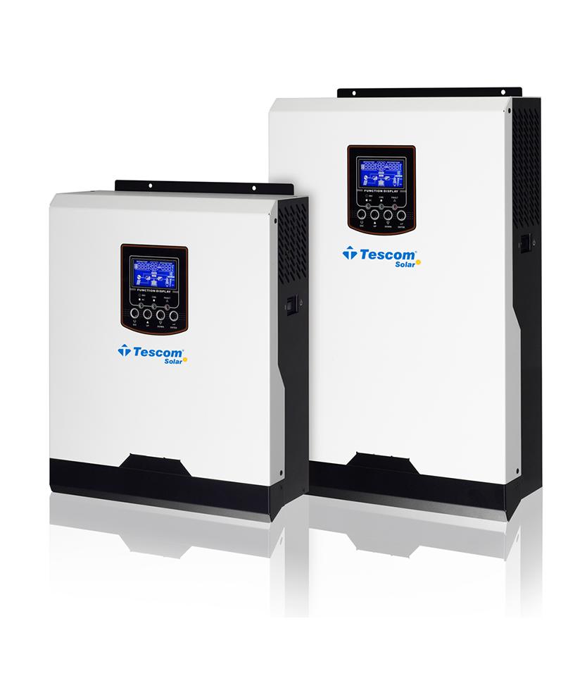 SL-VMPPT3000 Tescom VOLTRONİC 3 kva 3000watt 24V Akıllı Tam Sinüs İnverter