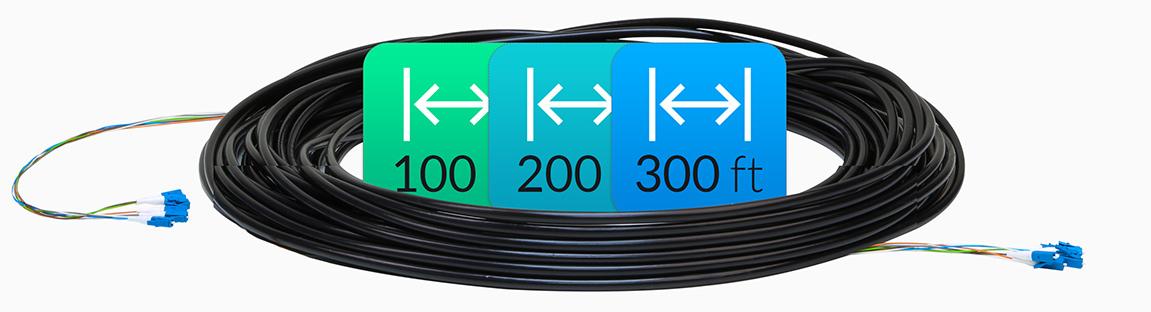 FIBER-CABLE Ubiquiti Fiber Kablo SFP/SFP+