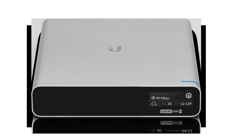 UCK-G2-PLUS UniFi Cloud Key Gen2 Plus - Unifi Cloud Connection Controller With Hdd