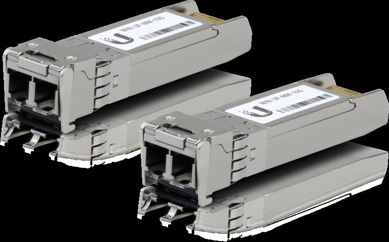 UF-MM-10G UBNT U Fiber, Multi-Mode Module, SFP+ 10G, 850NM,300MT