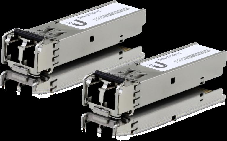 UF-MM-1G UBNT U Fiber, Multi-Mode Module, SFP 1G, 850NM,550MT