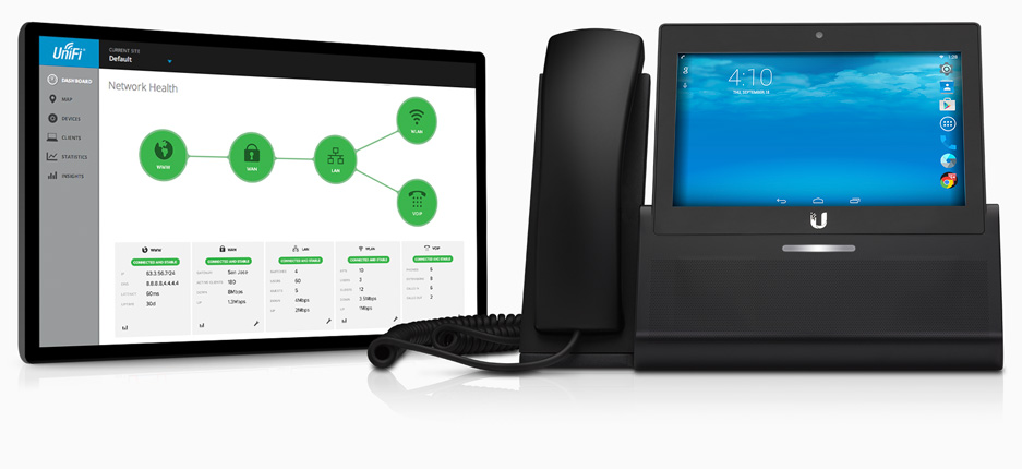 UVP-Enterprise Ubiquiti Voip Phone - Enterprise 7