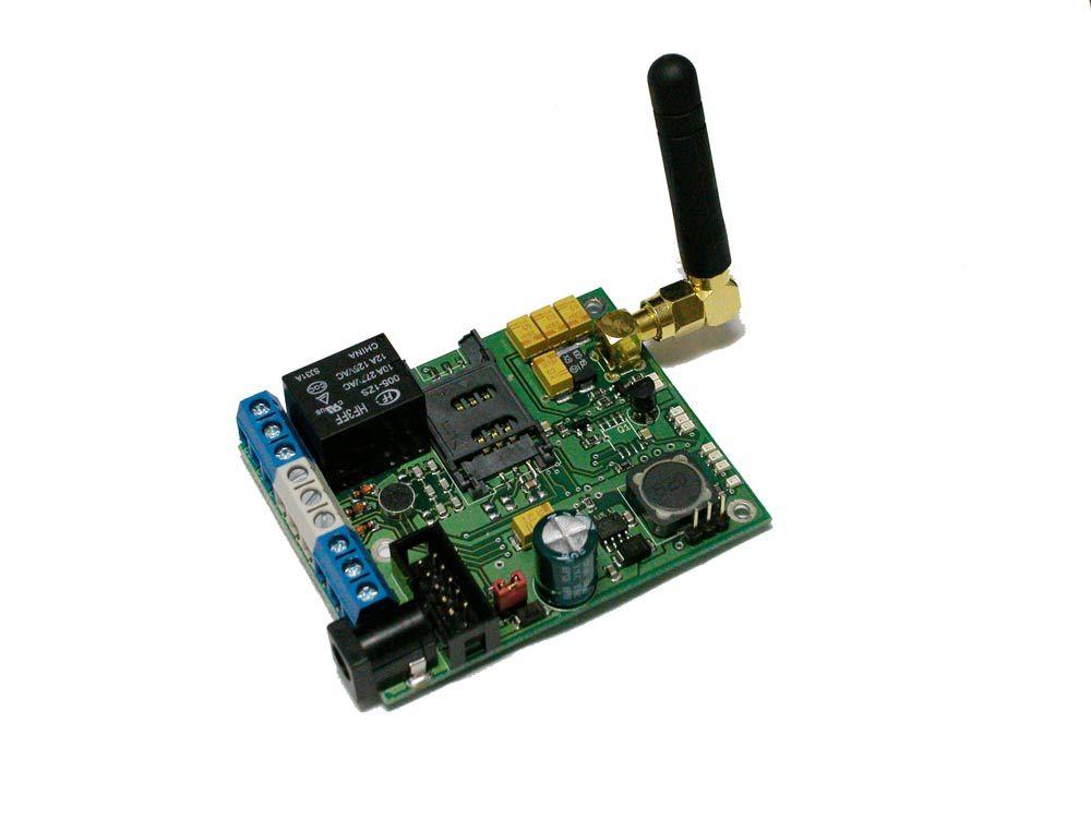 LAN-GSM-ROLE GSM-RÖLE MODÜLÜ - 1 RÖLE TETİKLEME