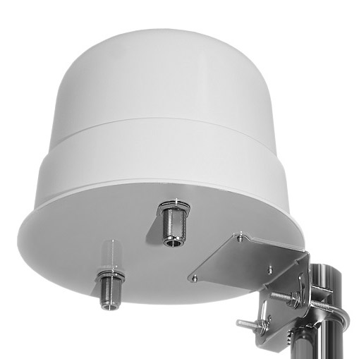 WINET-ANT-LTE-12DB WINET 3G/4G LTE 12dBi Outdoor Dome Anten 800-2600MHz