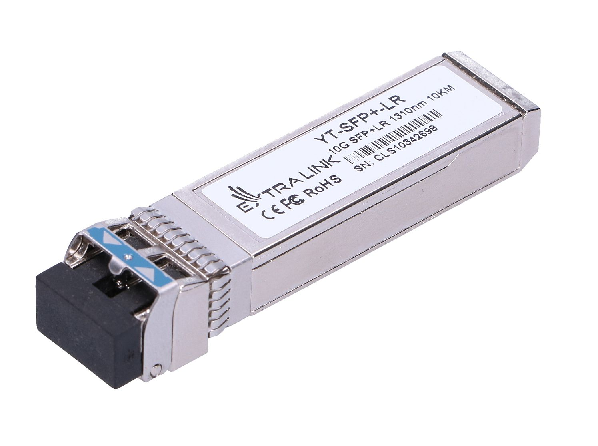 WN-10G10KM1310LC WN SFP+ modül, 10Gbit Single Mod(SM) 10km 1310nm
